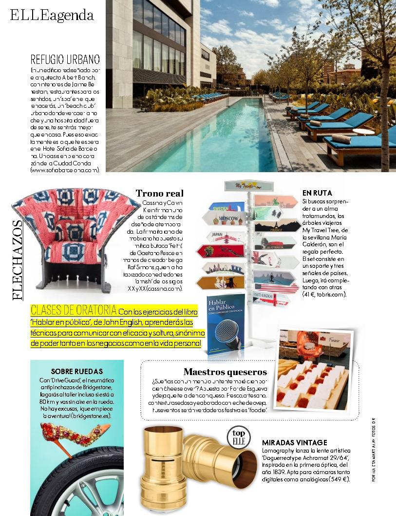 Revista Elle Articulo